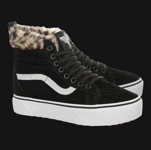 💕NWT🥰 Vans Sk8-Hi Platform MTE Shoes